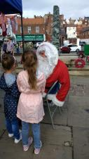 Whitby Christmas Festival Launch 7th August 2 p.m Dock End