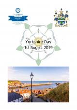 Whitby chosen to host Yorkshire Day