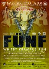 Whitby Krampus Run