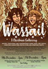 Wassail.  The Christmas Gathering